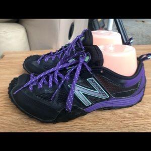 New Balance Minimus Sneakers Black Purple Sneakers